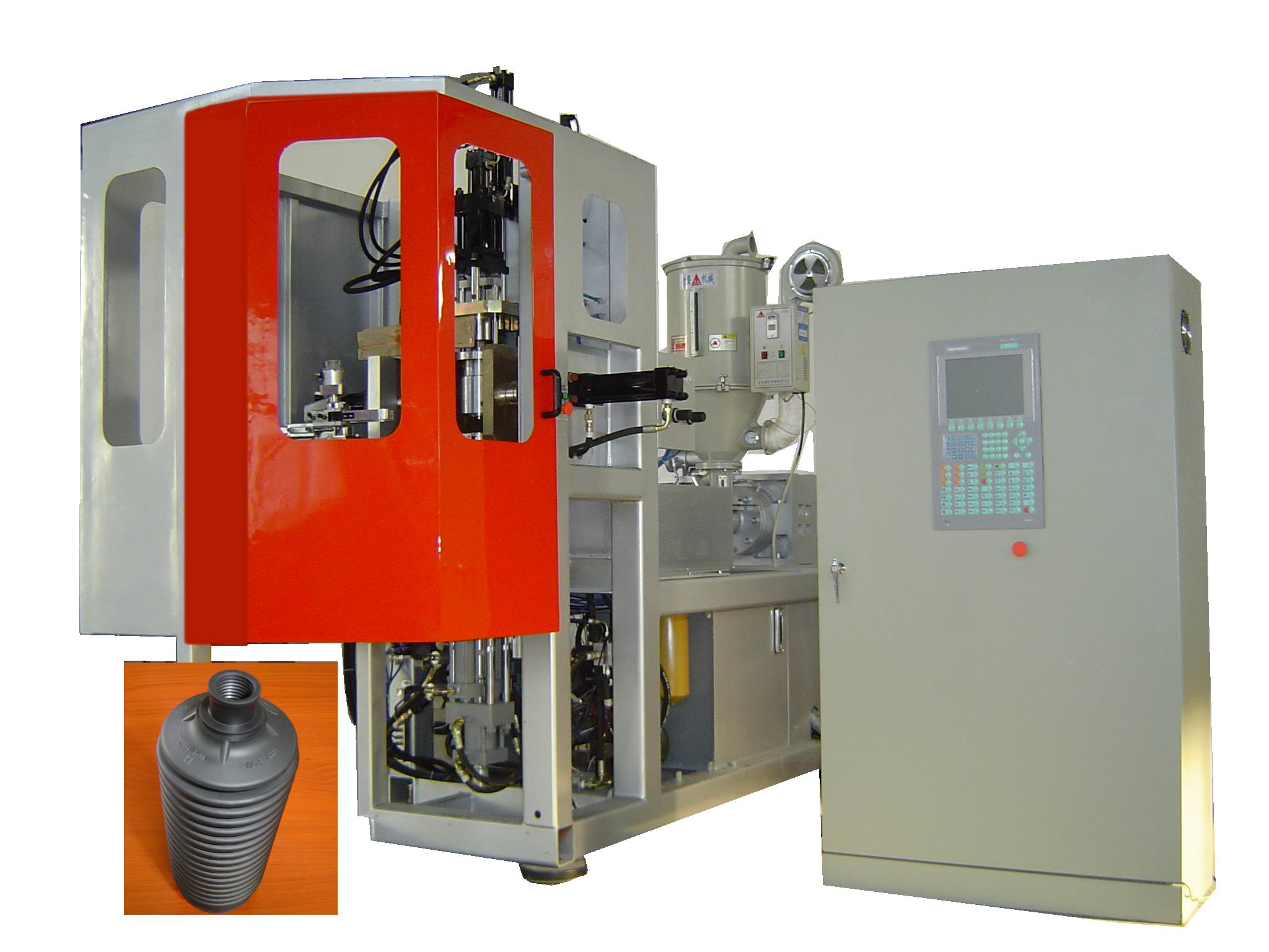 Special TPEE Injection Blow Molding Machine for Automobile CV Joints' Dustproof Covers, CV Boots, Axle Boot Kits