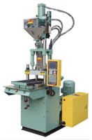 06 Vertical Injection Machine, FT Single Sliding Table Series FT200S