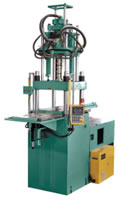 08 Vertical Injection Machine, FT Single Sliding Table Series FT2100S