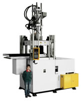 09 Vertical Injection Machine, FT Single Sliding Table Series FT3500S