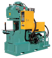 20 Vertical Injection Machine, FC Tiebar Less Angle Type Series FC450