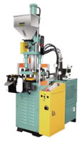 33 Open Ended Zipper Injection Machine Series, Automatic Molding Box & Stopper Machine FT150CZ