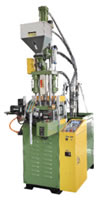 34 Close Ended Zipper Injection Machine Series, Automatic Molding Box & Stopper Machine FT150CZ