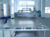One Step WPC Thin Sheet Equipment