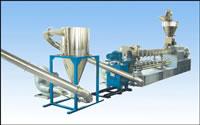 WPC Pellets Granulating Line