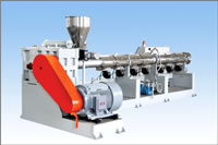 WPC Single Screw Extruder