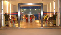 Mould Factory Secretary Welcome Counter