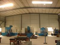 Four Sets CNC Machining Center
