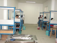Mould Polishing Workshop