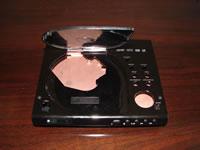 Mobile DVD Shell