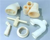 Plastics Bathroom Sanitary Wares, Angle Fitting, Connector Bend