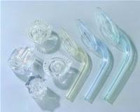 Plastics Bathroom Sanitary Wares, Handgrip, Pipe