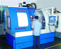 Plastics Moulds Machining Equipment CNC