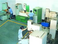 Plastics Moulds Machining Workshop