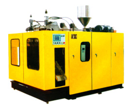 Automatic Plastics Extrusion Blow Molding (EBM) Machine PGB02LII4