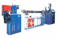 Small Sizes Tubular Pipe Product Extrusion Line