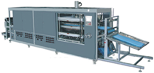 Full Automatic Computer Control High Speed EPS Thermoforming Machine, Model EPS700/1200 & EPS1050/1050
