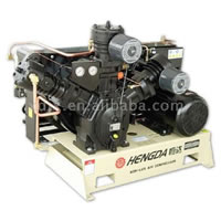 High Air Compressor Unit